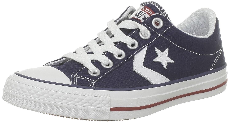 Converse Sp Core Canv Ox 289161-52-10 Unisex - Erwachsene Sneaker  39 EU|Blau (Marine/Blanc)