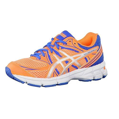 Asics Gel Pulse 6, Zapatillas de Running para Niños, Flash