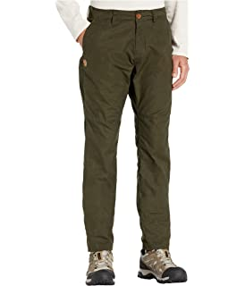 Fjallraven Men S Sormland Tapered Trousers At Amazon Men S Clothing Store