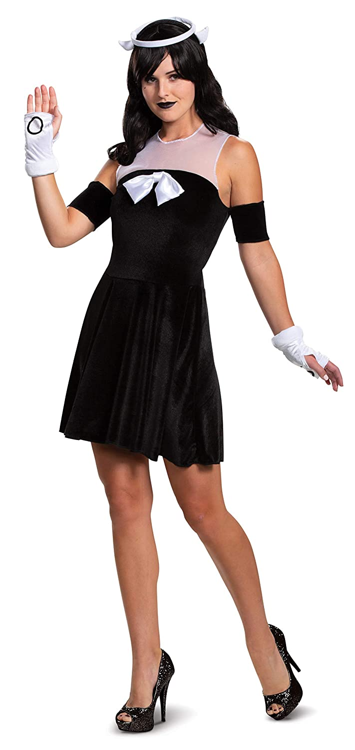 Disguise Womens Alice Angel Classic Adult Costume