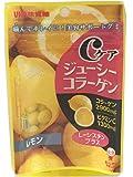 味覚糖   Cケアジューシーコラーゲン(スタンドパック)レモン  40G×6袋