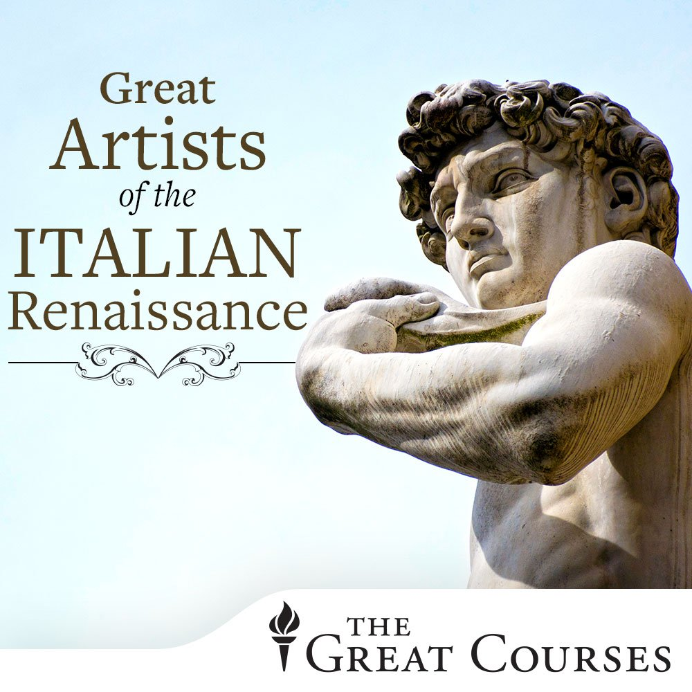 Amazon.com: Great Artists of the Italian Renaissance: William Kloss, The  Great Courses: Movies & TV