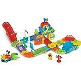 VTech Go! Go! Smart Wheels Mickey Mouse Choo-Choo Express, Multicolor