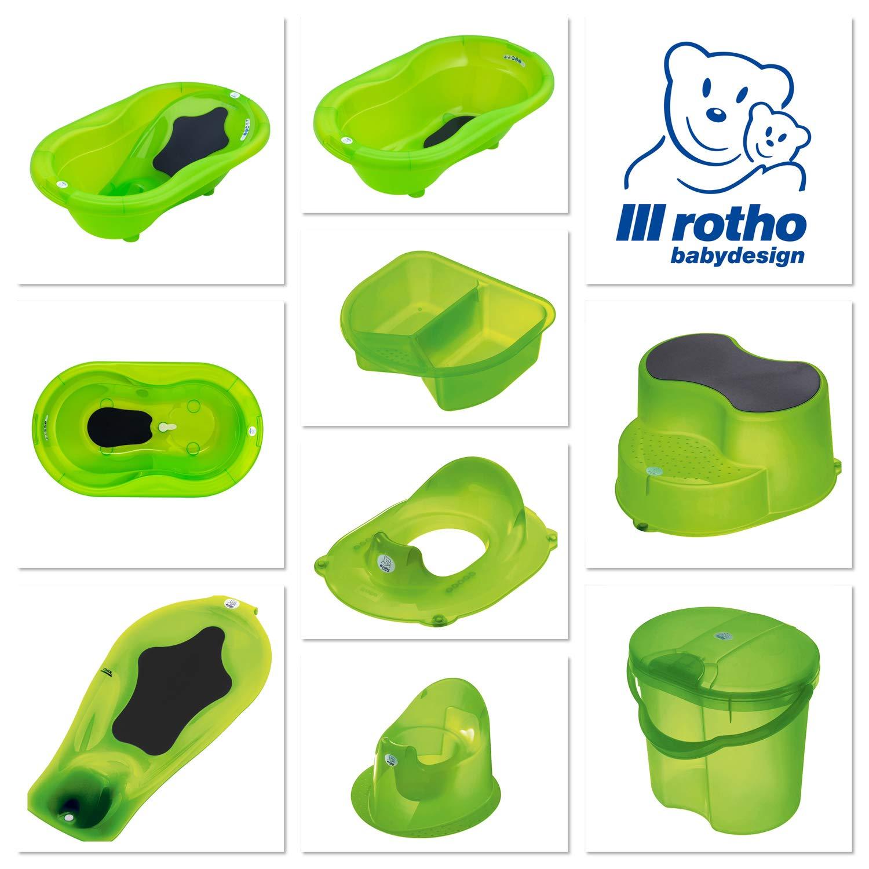 /Cubo para pa/ñales Rotho Babydesign Top/ transl/úcido, color