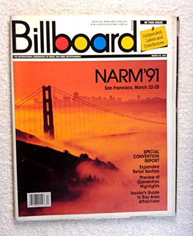 NARM '91 (National Association of Recording Merchandisers