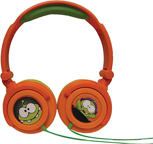 Maxell 190803 Maxell Cut the Rope Headphone, Orange