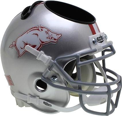 Schutt NCAA Arkansas Razorbacks Helmet Desk Caddy