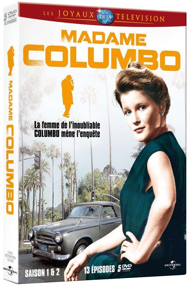 Madame Columbo (intégrale Multilangues)
