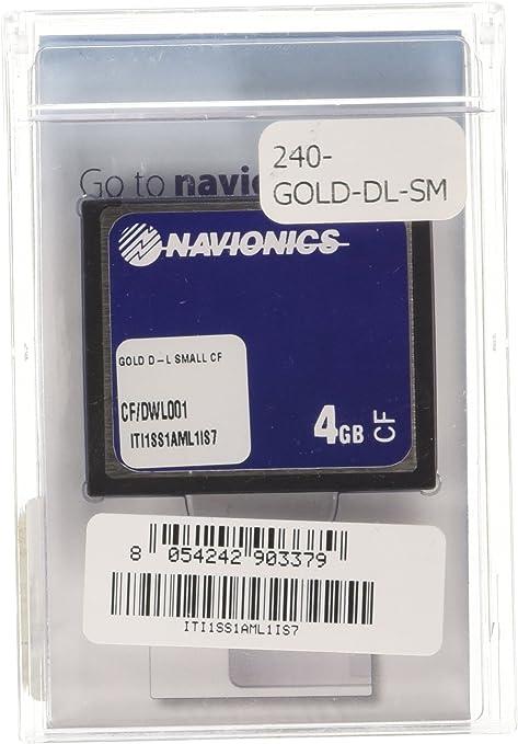 Navionics 240-GOLD-DL-SM - Electrónica náutica: Amazon.es: Deportes y aire libre