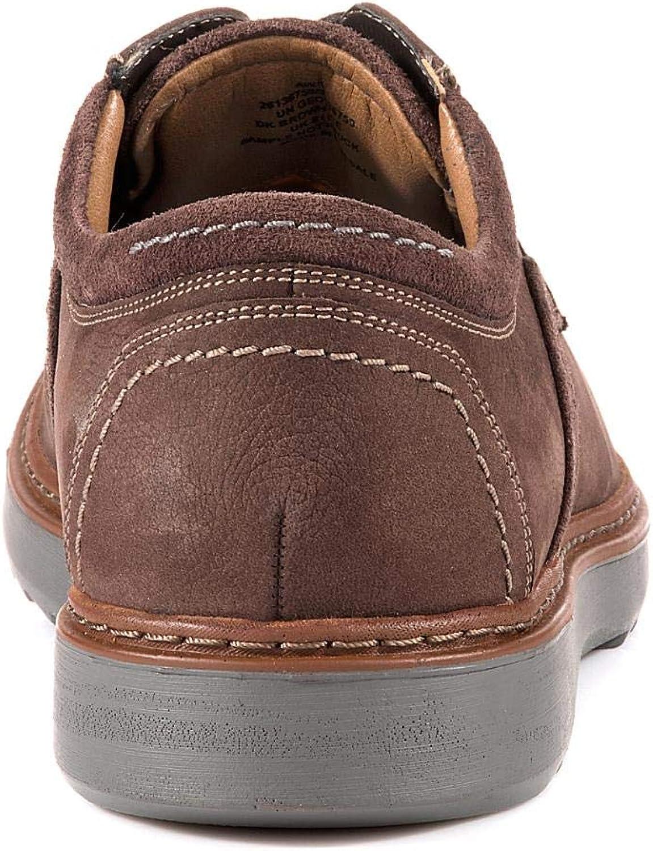Details about  /Clarks Un Geo Lace 26136755 Mens Blue Oxfords /& Lace Ups Plain Toe Shoes 10.5