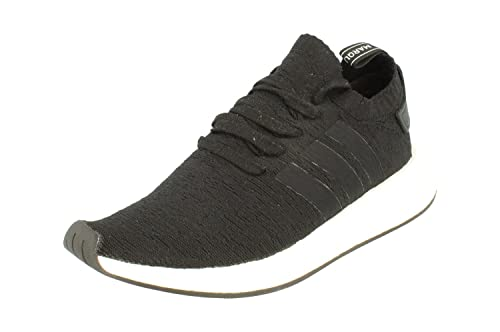 new products 5c3fd a4df7 adidas Originals NMD R2 Primeknit Hombre Zapatos - Negro Blanco, 43 EU   Amazon.es  Zapatos y complementos