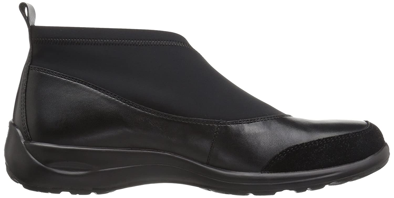 Flexus by Spring Step Women's Branco Flat B01M0RWJL4 37 EU/6.5-7 M US Black