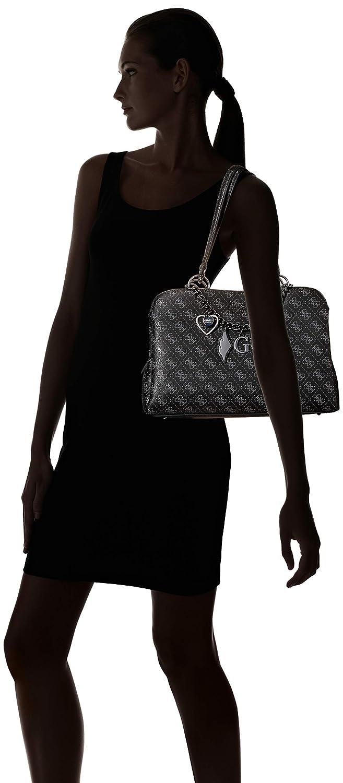Guess Affair Girlfriend Satchel Coal: Amazon.it: Scarpe e borse
