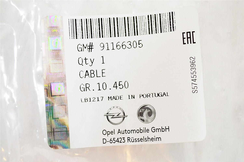 Levier C/âble Contr/ôle Neuf depuis LSC BARRE 91166305 Original AVANT SERRURE