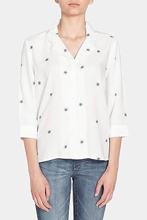 Carrera Jeans - Camisa para Mujer, de Rayas: Amazon.es: Ropa y accesorios