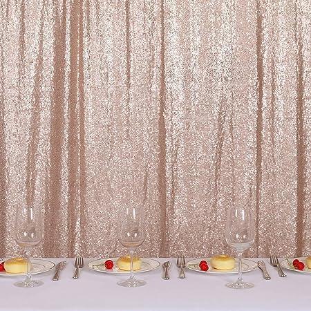 Pailletten Hintergrund Hochzeitsfeier Foto Vorhang Kamera