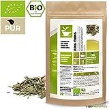 250 g Lung Ching - Grüner Bio-Tee - Im Aromadichten & Wiederverschließbaren Beutel - Natürlich Tee by Naturteil