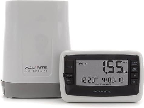 AcuRite 00899 Wireless Rain Gauge