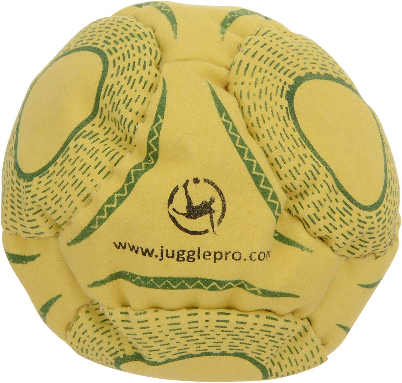 Jugglepro Fu/ßsack Worldcup 8 Hosen Ultraschall Brasilien Farben