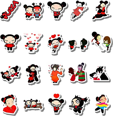 Anime Girl Stickers for Adult 100PCS Hentai Waifu Computer Stickers Vinyl Waterproof Stickers for Water Bottles Cute Bunny Girl Lady/&Loli Sticker Skateboard Sticker Motorcycle Car Bike Luggage Luggag