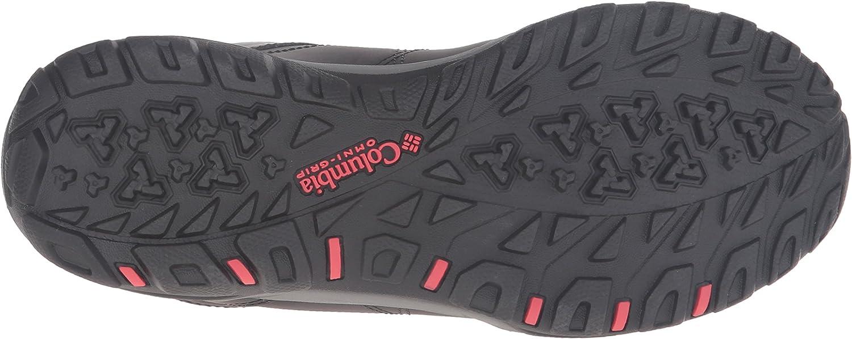 Zapatillas de Senderismo para Mujer Columbia Fire Venture Mid Waterproof