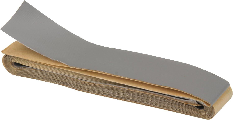 10T Zeltnaht Nastro Adesivo per Riparazione Tenda Colore: Grigio 300 cm