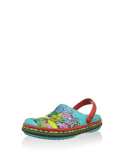 crocs - Zapatillas de Estar por casa de Caucho para Mujer, Color, Talla 39.5: Amazon.es: Zapatos y complementos