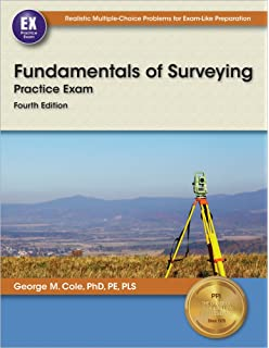 Surveyor reference manual 6th ed george m cole phd pe pls fundamentals of surveying practice exam 4th ed fandeluxe Gallery