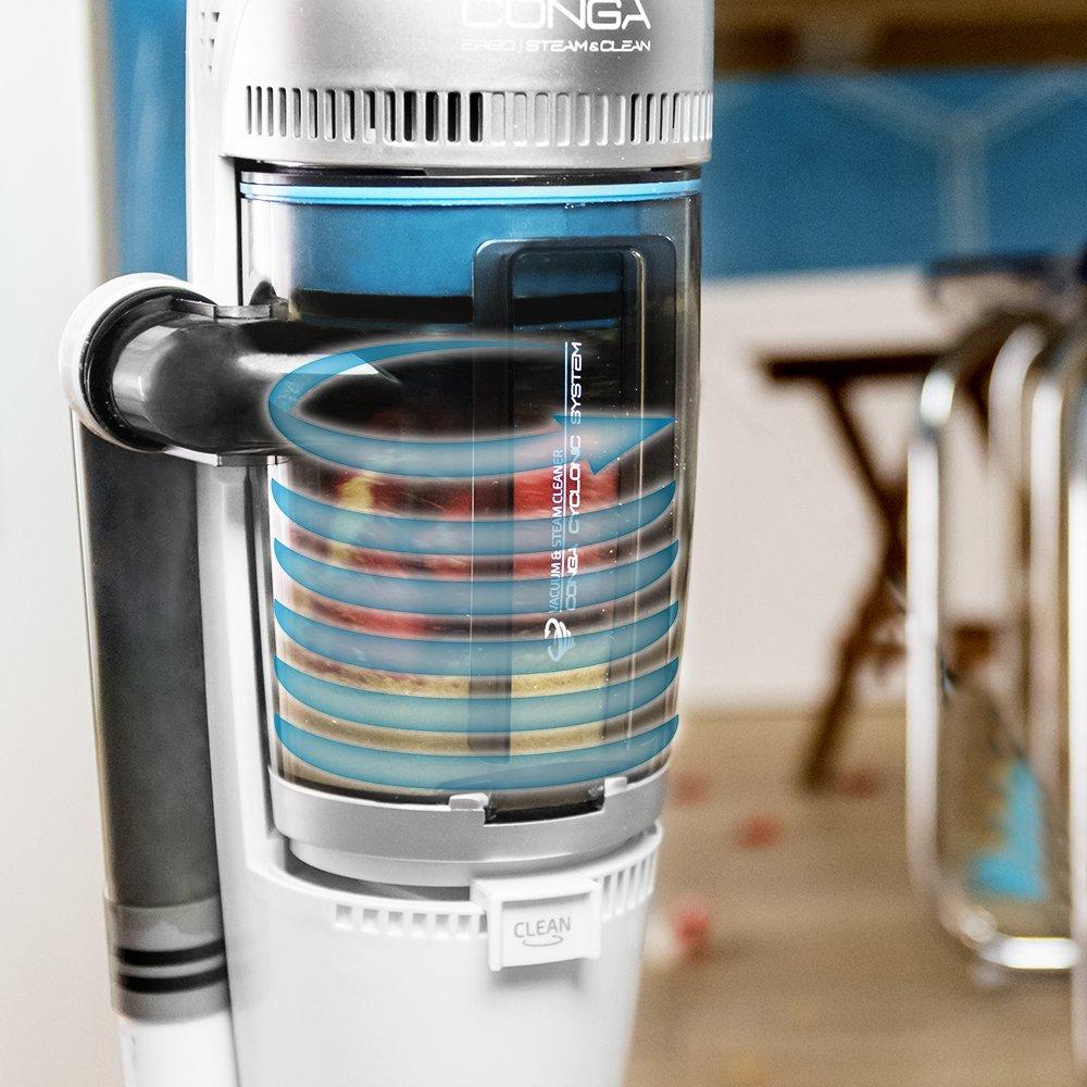 Amazon.com: Cecotec Conga Steam&Clean. Aspirador Vaporeta 4 en 1: Barre, aspira, Pasa la mopa y friega con Vapor.: Kitchen & Dining