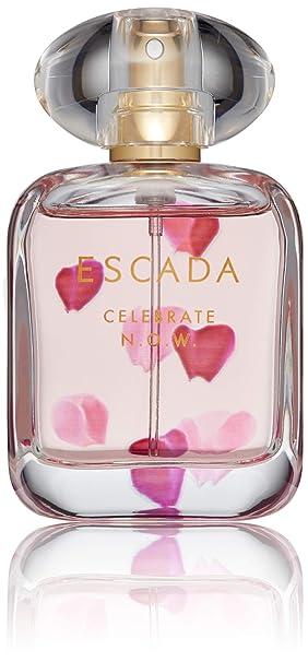 Escada Celebrate Now Eau De Parfum 50ml Amazoncouk Beauty