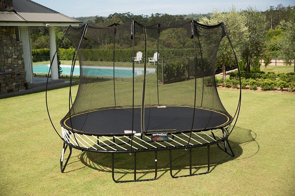 Springfree Trampoline 8x11ft