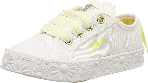 Fille Basses Geox Jr KSneakers Ciak Girl On0ZP8kNwX