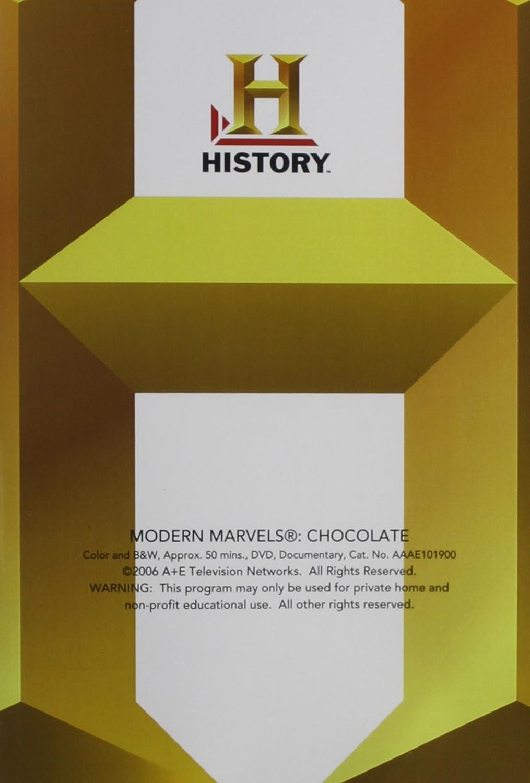 Modern Marvels: Chocolate