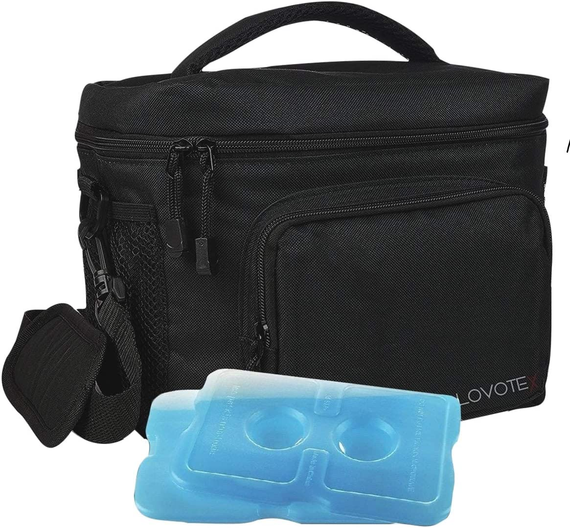 Game of Thrones Wolf Cooler or Thermos Picnic Bag Insulated Folding Lunchbox
