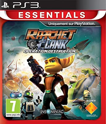 Ratchet & Clank : Tools of Destruction - collection ...