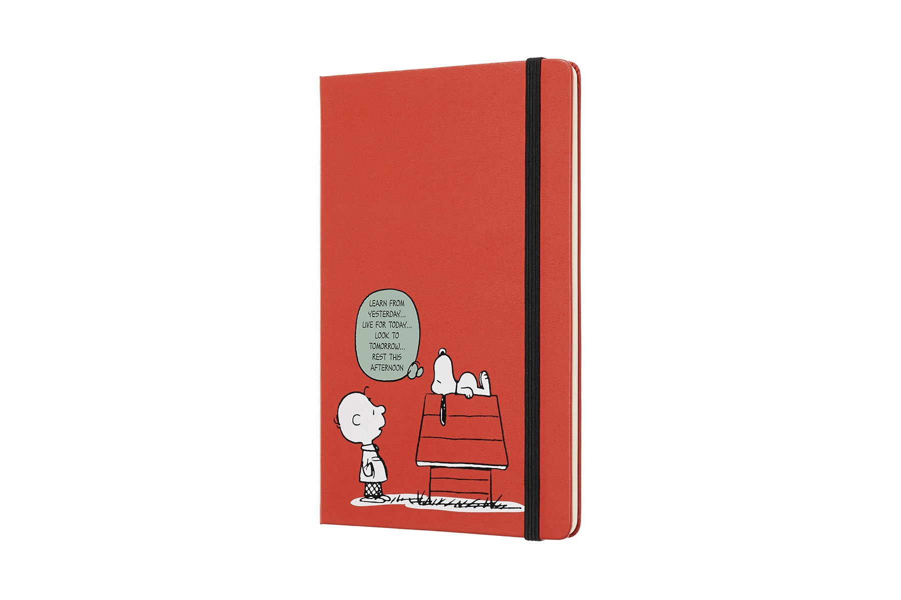 Moleskine Planner Diary 2019 12M Limited Edition Peanuts Daily Large Red  Office Product – Engagement Calendar 801169246