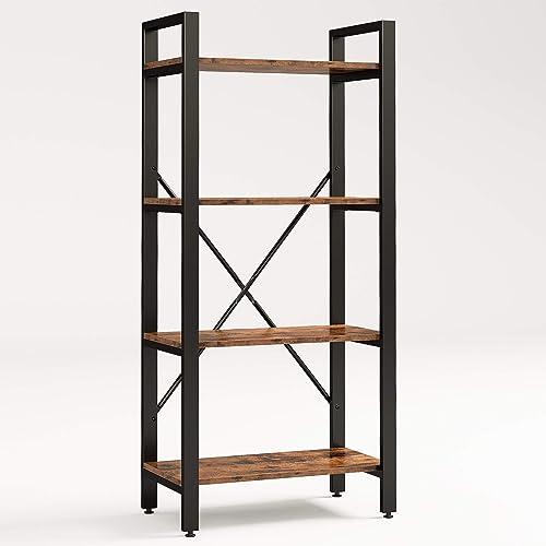 IRONCK Bookshelf Modern Bookcase