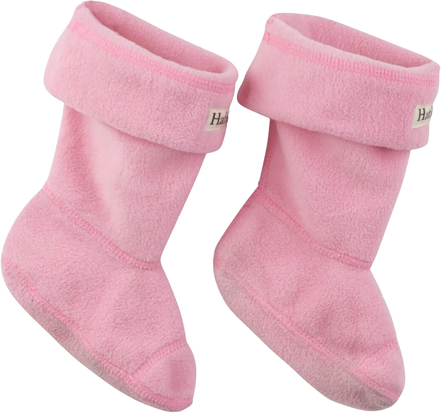 Hatley Girls Ankle Socks Pink Boot Liners 650 Small