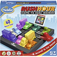 Think Fun - Rush Hour Gioco di Logica, Multicolore, 76300  [Versione Italiana]