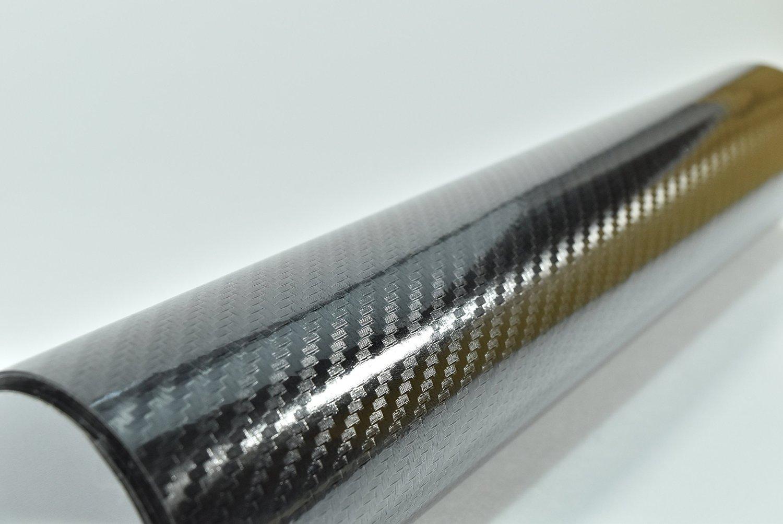 [TARO WORKS] 5D リアル カーボンシート 3D カーボンシート タイプ 152cm×400cm 黒 ブラック B010VNYVIC 152㎝×400㎝|ブラック【3Dタイプ】 ブラック【3Dタイプ】 152㎝×400㎝