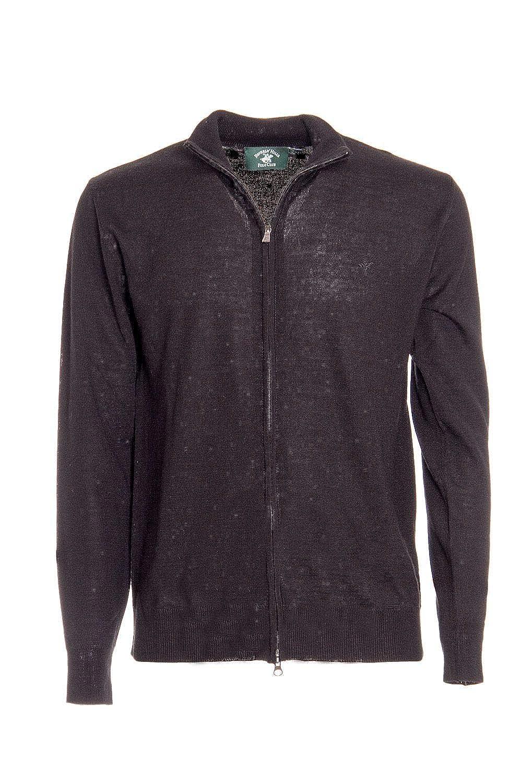 77823da72 Beverly Hills Polo Club Men's Bhpc2248black Black Cotton Sweatshirt:  Amazon.co.uk: Clothing