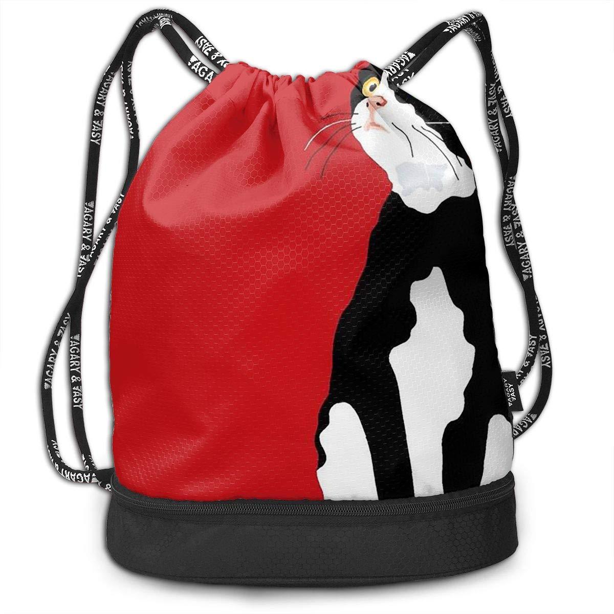 HUOPR5Q Colorful Fruit Drawstring Backpack Sport Gym Sack Shoulder Bulk Bag Dance Bag for School Travel