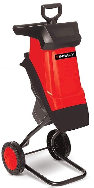 Trituradora eléctrica de madera de Einbach, para jardín, para ...