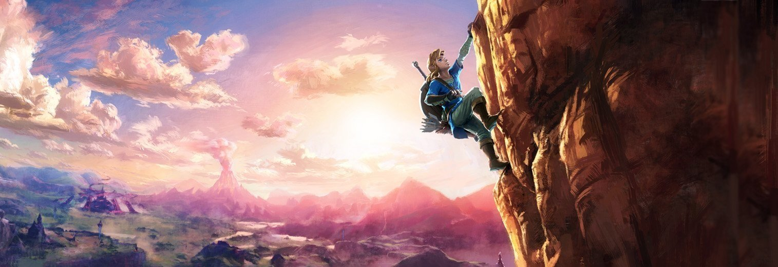 The Legend of Zelda: Breath of the Wild - Nintendo Switch by Nintendo (Image #1)