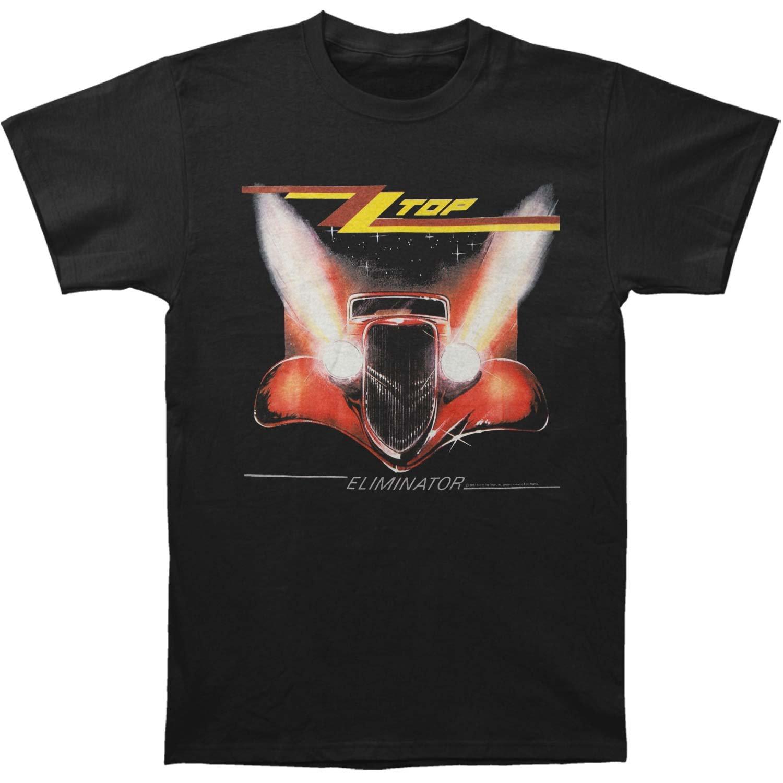 S Eliminator Cover Tshirt Black