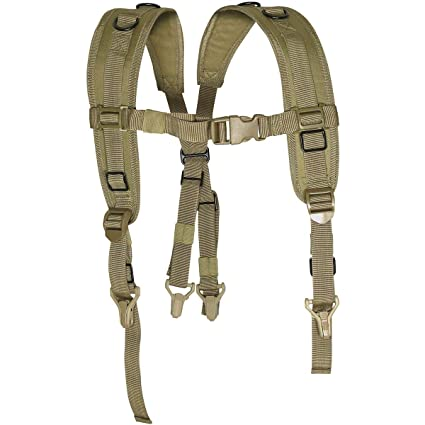 Viper TACTICAL - Arnés de Seguridad - Coyote: Amazon.es: Deportes ...