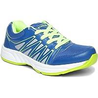 PARAGON Stimulus Men's Blue & Silver Sports Shoes