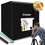 Photo Box, Travor Photo Studio Light Box 35