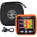 Klein Tools TI250 Rechargeable Thermal Imager, Camera Displays Over 10,000 Pixels with 3 Color Palettes, High/Low Temperature