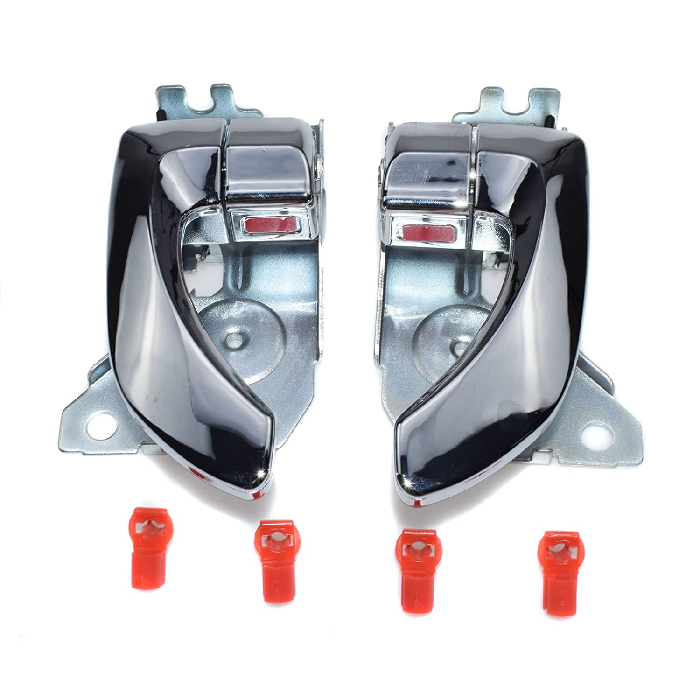 New interno interno maniglia anteriore sinistra destra coppia 82610/ /3E011/per Kias Sorento 3.5l V6/2003/2004/2005/2006/2007/2008/2009